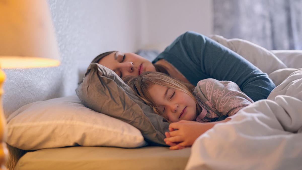 How to Handle a 7-Year-Old Still Sleeping With Parents
