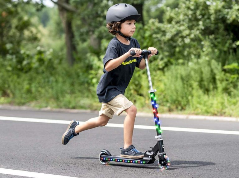The Best Scooters For A 7-Year-Old