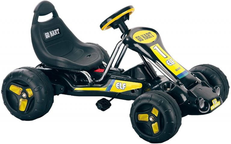 What Size 4 Wheeler For A 7-Year-Old?